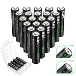 EBL AAA Ni-Cd Rechargeable Batteries 1.2V 500mAh For Solar G