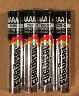 4 AAAA E96 Alkaline Batteries BULK Replaces E96, LR8D425, MN