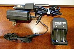 Tenergy 4 RCR123A CR123A Rechargeable Battery Charger