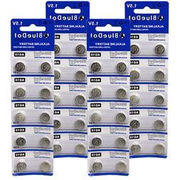 40 Pk AG10 LR1130 LR54 D389 389 390 189 L1131 Alkaline Butto