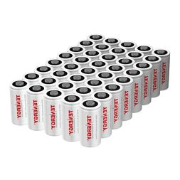 Tenergy 3V CR123 Lithium Batteries CR123A, DL123, 123, EL123