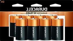 Duracell 4133376964 D Cell Duracell® Coppertop Alkaline Bat