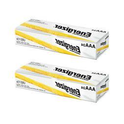 48 Energizer AAA Industrial Alkaline Batteries