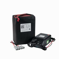 48V30Ah Li-ion Battery Pack for Electric Bike Scooter 1500W
