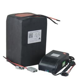 48v30ah Rechargeable LiFePO4 Lithium Battery for Pack Ebike