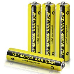 AAA NiCd 1.2V Rechargeable Batteries for Garden Landscaping