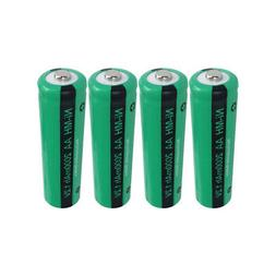 AA Rechargeable Batteries 1.2V 2000mAh Double A Ni-MH For So