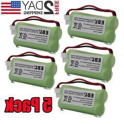 4X Cordless Phone Battery For BT-183342 BT283342 AT&T BT1663