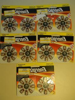 5 Packs Energizer Size 312 Hearing Aid Batteries 16 Batterie