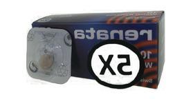 5  x Renata Watch Batteries - Swiss Made -  All Sizes