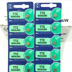 5X Lot 1.55V Silver Oxide Button-type Watches Batteries For