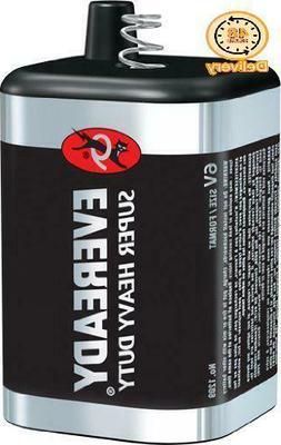 6 volt lantern battery super heavy duty