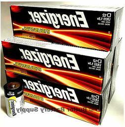 60 Energizer Industrial D Alkaline Batteries