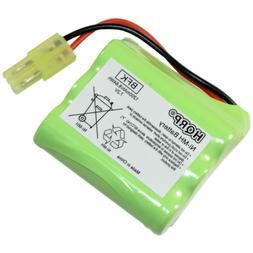 7.2V HQRP Battery for Shark V2945 / V2950 Series Floor & Car