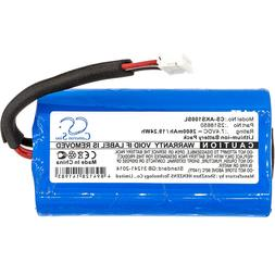 Cameron Sino 7.4V 2600mAh Li-ion Replacement Battery For Ank