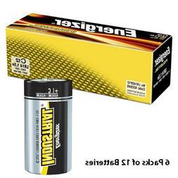 72 Energizer Industrial C Alkaline Standard Batteries 1.5v