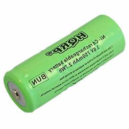 HQRP 750mAh Battery for Welch Allyn PanOptic Ophthalmoscope