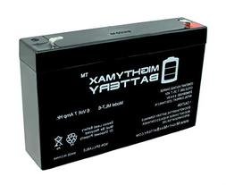 Mighty Max Battery 6V 7Ah SLA Battery for Kid Trax Avigo Qua