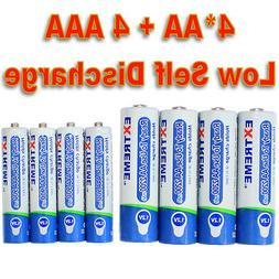8  Low Self Discharge  NiMH Rechargeable Battery