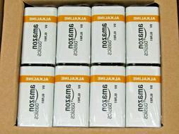 AmazonBasics 9 Volt Everyday Alkaline Batteries  10/2022 Ama