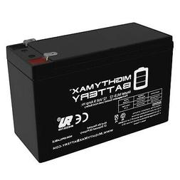 Mighty Max 12V 9Ah SLA Replacement Battery for Ion Explorer