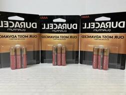 Duracell - Quantum AAA Alkaline Batteries - long lasting, al