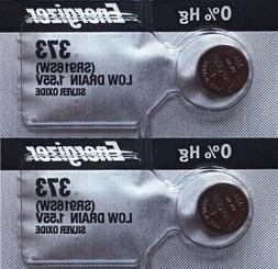 Energizer Battery 373 Silver Oxide 1.55V