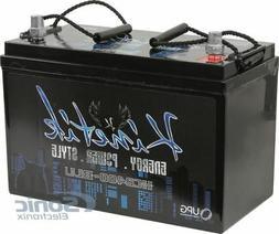 Kinetik - Hc Blu Rechargeable 12v Battery - Black