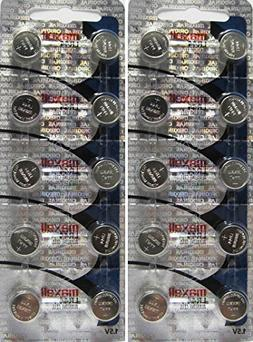LOOPACELL 10 Pack AG13 LR44 357 Button Cell Battery