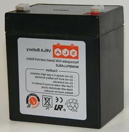 Portalac PE12V4.5 12V 4.5Ah UPS AJC® Replacement Battery