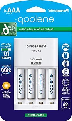 Panasonic K-KJ17M3A4BA Advanced Individual Cell Battery Char