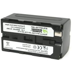 Wasabi Power Battery for Sony NP-F730, NP-F750, NP-F760, NP-