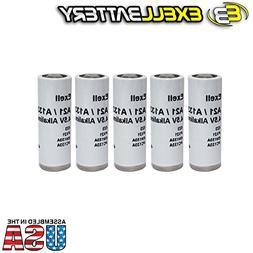 5pc Exell A21PX 4.5V Alkaline Battery 523 EN133A PC133A PX21