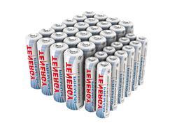 Tenergy AA+AAA 2500mAh 1000mAh Premium NiMH Rechargeable Bat