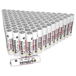 Polaroid AAA 100 Count Extreme Alkaline Batteries
