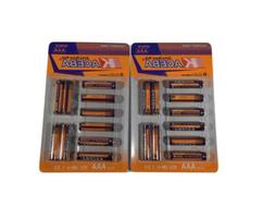 AAA 20 Piece Generic Value Pack Carbon Batteries Extra Heavy