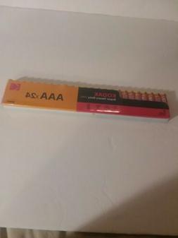 AAA Batteries  Pack of 24 KODAK SUPER HEAVY DUTY Zink batter