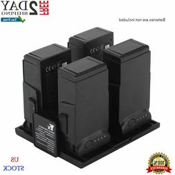 Fstop Labs Accessories For DJI Mavic Air 4 In 1 Battery Char