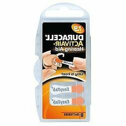 Duracell Activair Hearing Aid Batteries: Size 13
