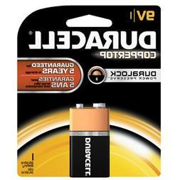 Duracell Alkaline Battery 9 V Card 1