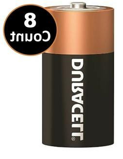 Duracell Alkaline Battery Size D 1.5 V Card 2