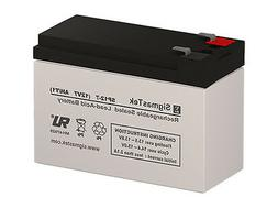 APC 300 BK400 UPS Replacement Battery Sp12-7.5hr by Sigmaste