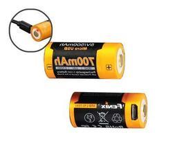 Fenix ARB-L16-700U USB Rechargeable 700mAh High-Capacity 163