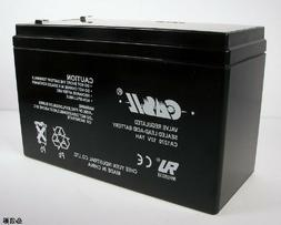 Casil CA1270 12v 7ah SLA rechargeable alarm battery Honeywel