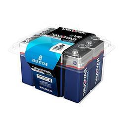 Rayovac - 9v Batteries  - Silver/blue