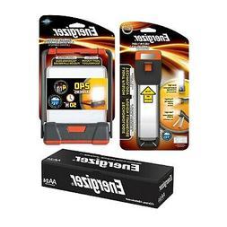 Energizer Batteries Emergency Lighting Bundle with Extra AA