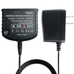 HQRP Battery Charger for Black & Decker Ni-CD & Ni-Mh 9.6V a