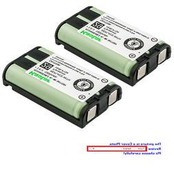 Kastar Battery Compatible with Panasonic HHR-P104 Rayovac RA