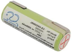 Battery for Braun 4000, 4005, 4010, 4015, 4500, 4501, 4502,