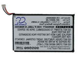 Battery for Garmin Nuvi 2660LMT, Nuvi 2669LMT, Nuvi 2460LMT,